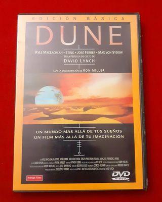 """PELICULA DVD """"DUNE"""""""