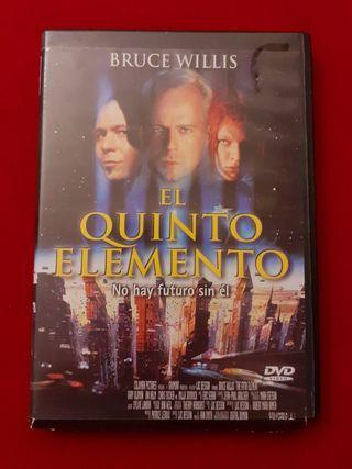 """PELÍCULA EN DVD """"EL QUINTO ELEMENTO """""""