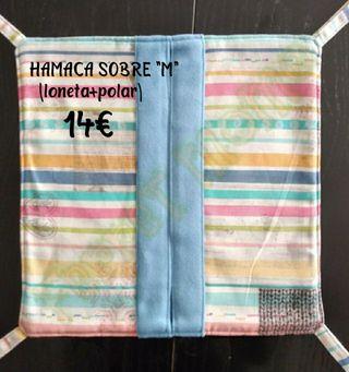 HAMACA SOBRE/CAMA para huron/rata/cobaya