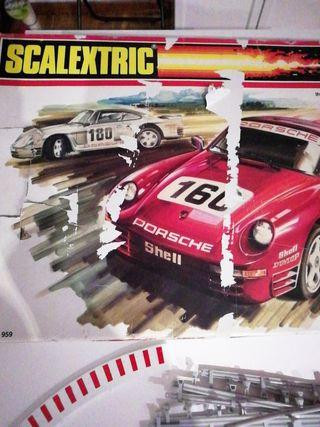 Scalextric Imola, Porsche 959