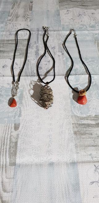 Vendo collar,de piedras,naturales.