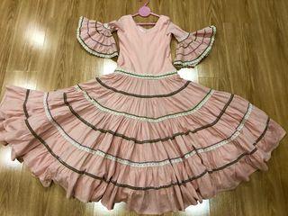 Vestido flamenca 10 años