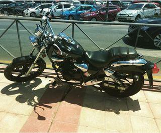 Kymco Zing 2 Darkside 125cc 2009 12.6CV 10.000Km