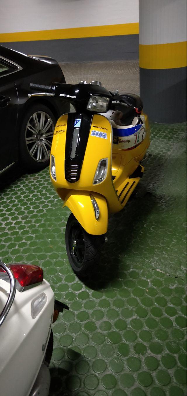 VESPA S 49CC