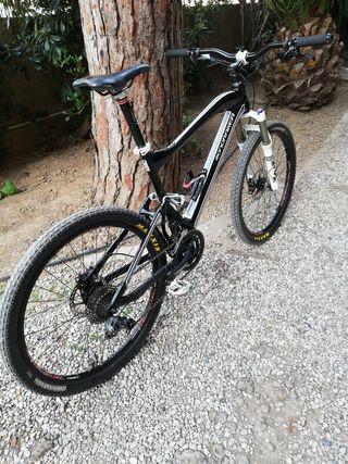 Bicicleta mtb Mondraker Factor RR
