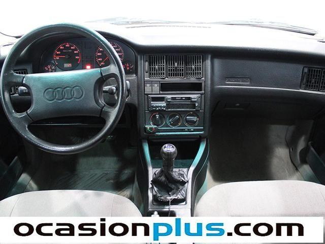 AUDI 80 1.8 E 82 kW (112 CV)