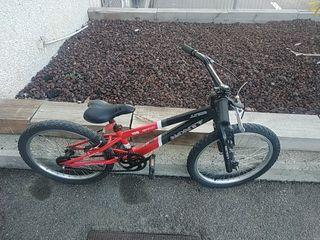 Bicicleta MONTY BMX 105 Junior