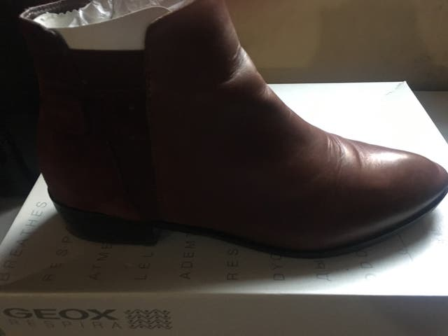 Botines mujer GEOX