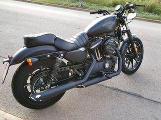 Harley Davidson Sportster Iron 883 2018
