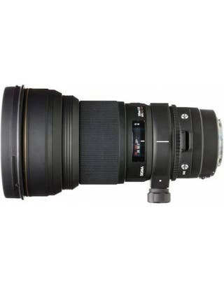 Objetivo Sigma 300 2.8 para Nikon