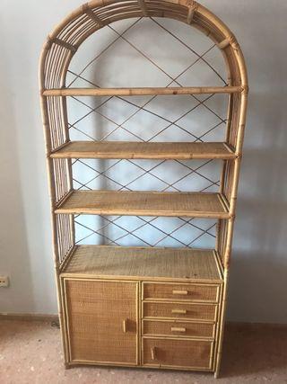 Mueble estanteria y almacenaje