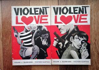 VIOLENT LOVE COMPLETA VICTOR SANTOS - BARBIERE
