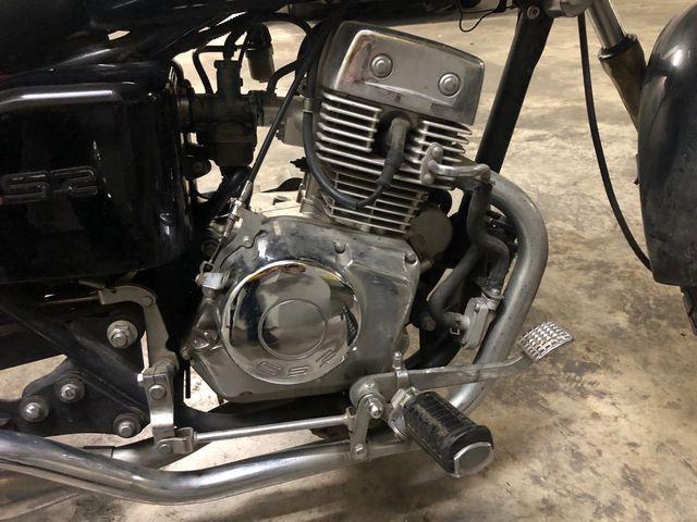 Moto 125 csr custom