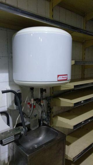 Termo electrico calentador 30 litros