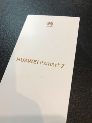 Móvil Huawei P smart Z 64 GB + 4GB RAM negro NUEVO