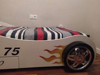 Cama coche 90