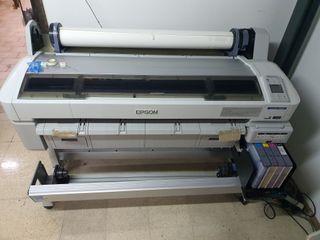 impresora sublimacion textil 111cm.
