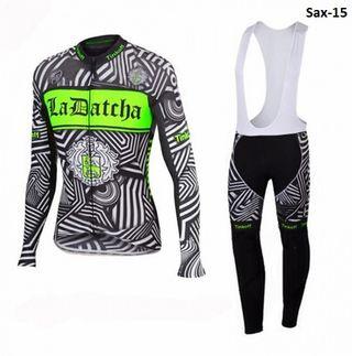 OFERTA. Equipación ciclismo termal Datcha t. L