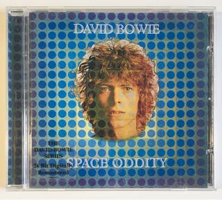 DAVID BOWIE Space Oddity (1969) Disco Cd