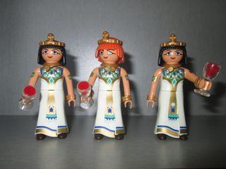 Playmobil. Reina Egipcia.