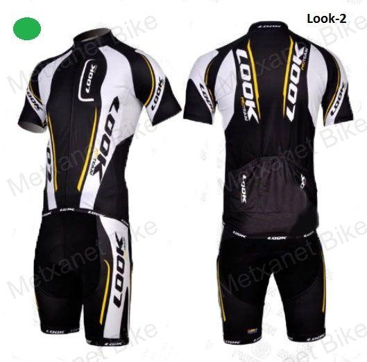 OFERTA: Equipación ciclismo verano Look t.XL