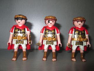 Playmobil. Emperador Romano.