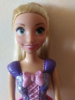 Muñeca Rapunzel (ref. B135)