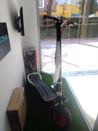 patinete eléctrico Cecotec