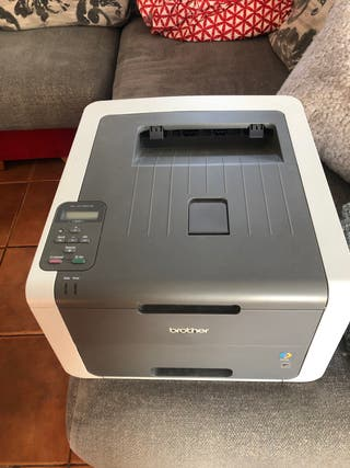 Impresora Brother color Modelo HL31C