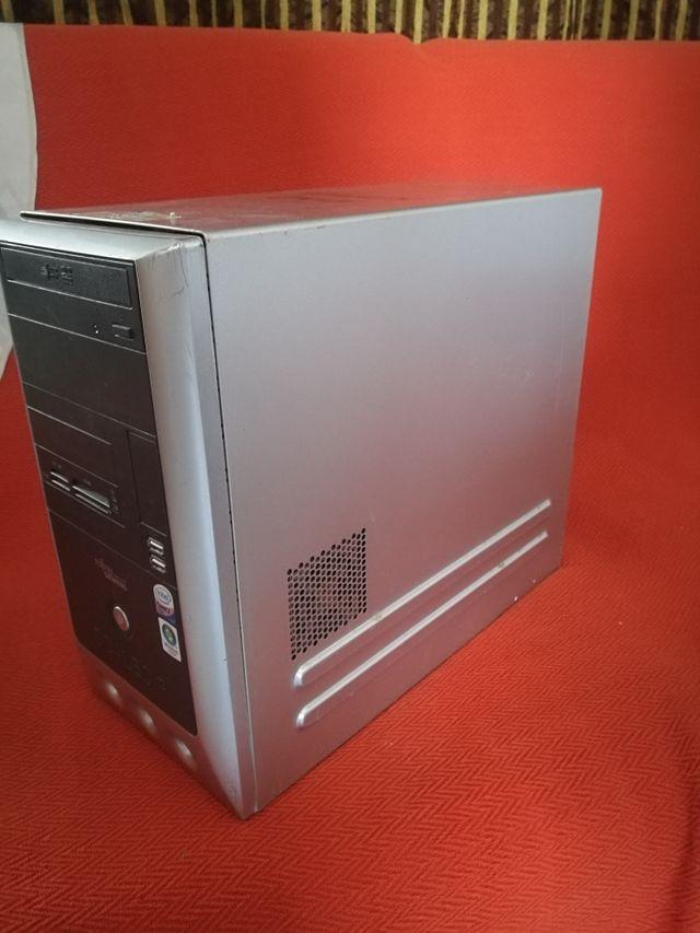 vendo cajas PC .