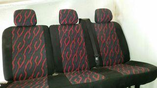 Asientos Nissan Primastar