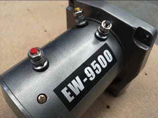 Motor completo de cabestrante 24v T-MAX