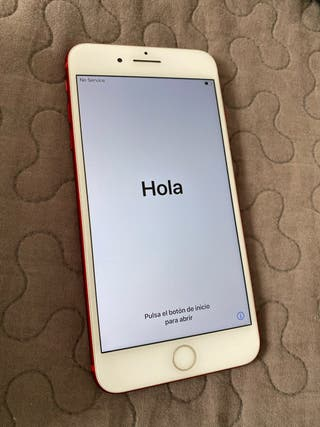 iPhone 7 Plus Red Edition 128 Gb