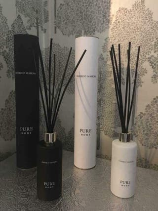 Home ritual fragrance diffusers