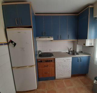 Electrodomésticos + muebles cocina