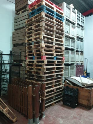 28 palet de madera