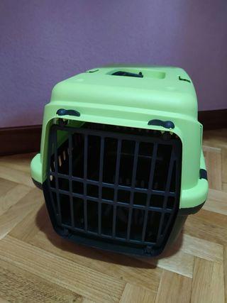 Transportín mascotas