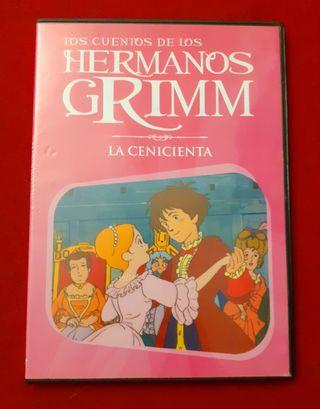 """PELÍCULA DVD """"LA CENICIENTA """""""