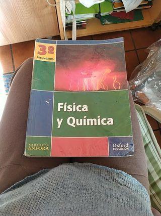 libro física y química 3 secundaria