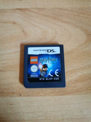 Juego Nintendo ds Harry Potter Lego.