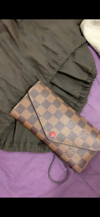 louis vuitton billetero monedero