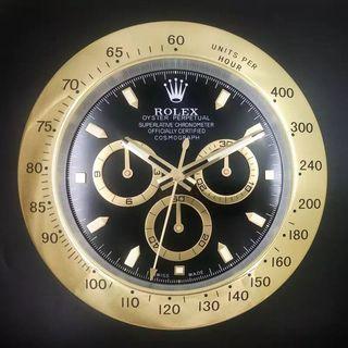 Rolex daytona de pared