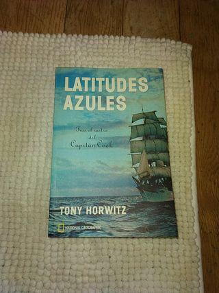 Latitudes Azules Tras el rastro del Capitán Cook