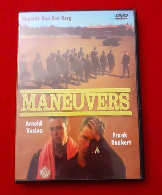 "PELÍCULA EN DVD ""MANEUVERS"""