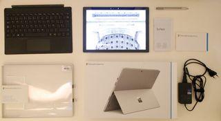 Surface Pro 4 I5, 4Gb Ram, 128 SSd, W10PRO