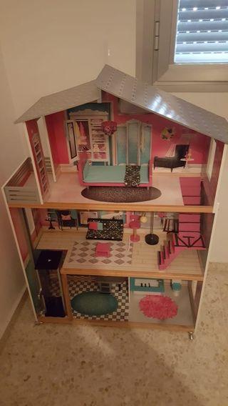 Gran casa de muñecas