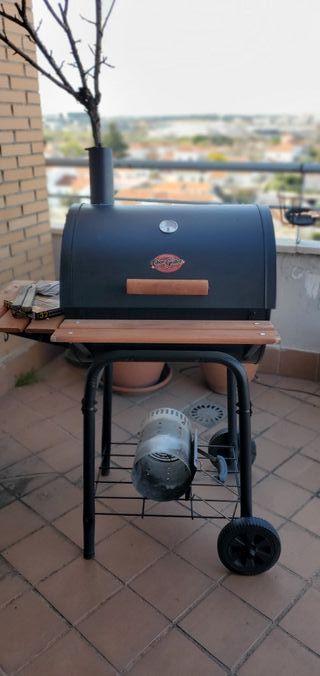 Barbacoa 2 usos Char Griller