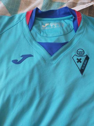 Camiseta Eibar Nueva Joma