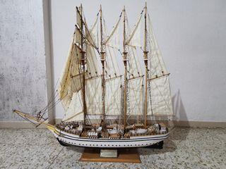 Bergantín-goleta