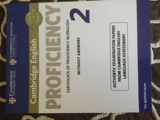 Cambridge proficiency 2